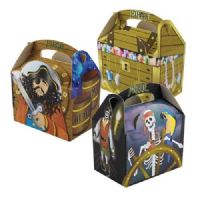 Pirate Meal Party Box